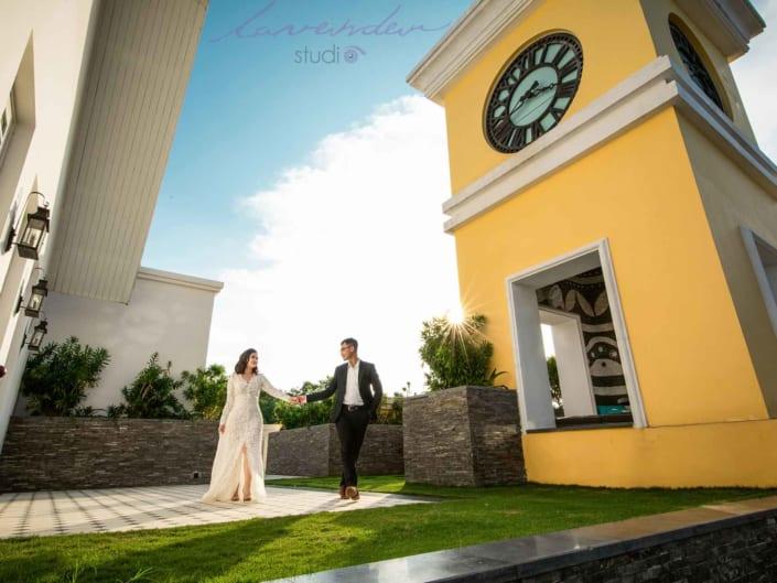 Studio chụp hình cưới kết hợp du lịch Phú Quốc