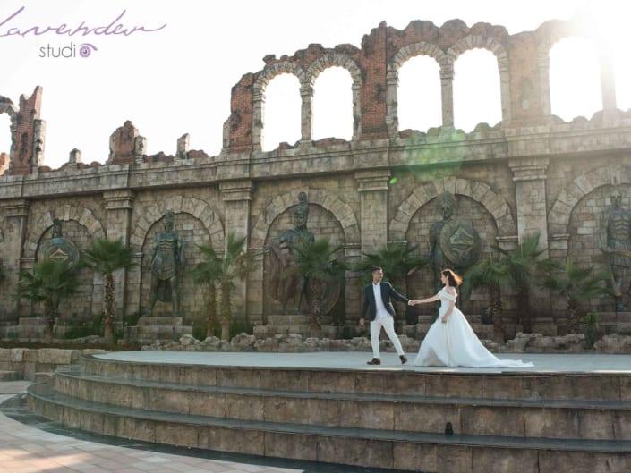 Dịch vụ du lịch kết hợp chụp hình cưới Phú Quốc giá rẻ