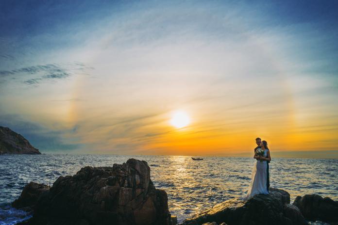 Du lịch kết hợp chụp hình cưới Vĩnh Hy Phú Yên