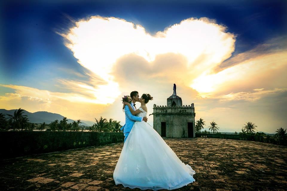 Du lịch kết hợp chụp hình cưới Nha Trang đẹp miễn chê