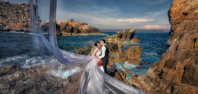 Du lịch kết hợp chụp hình cưới Nha Trang không thể bỏ lỡ