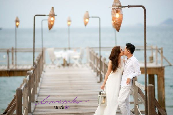 Du lịch kết hợp chụp hình cưới Nha Trang hấp dẫn các cặp đôi