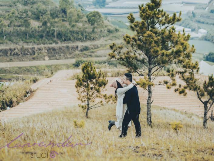 Địa chỉ chụp hình cưới đẹp ở Đà Lạt