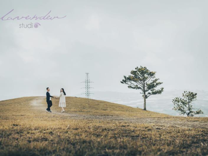 Nên chụp hình cưới ở đâu tại Đà Lạt
