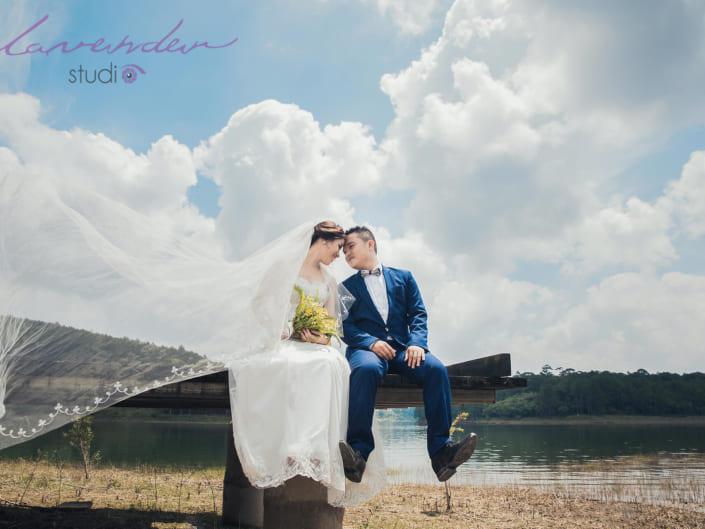 kinh nghiệm chụp hình cưới Đà Lạt cho các cặp đôi