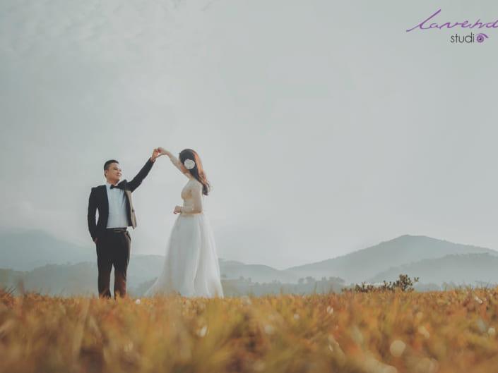 Tất tần tật kinh nghiệm chụp hình cưới Đà Lạt cụ thể