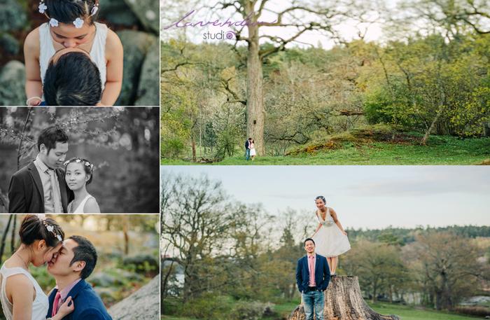 Chụp hình cưới trọn gói tiết kiệm chi phí, thời gian và hạn chế công sức
