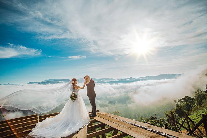 review top 5 studio chụp hình cưới tại Đà Lạt