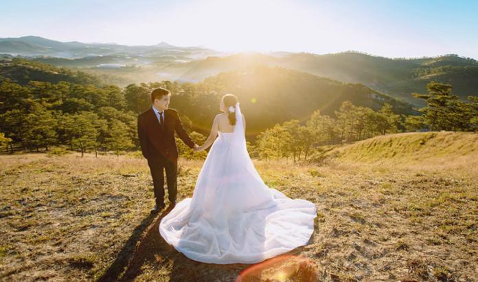 Review top 5 studio chụp hình cưới tại Đà Lạt đẹp nhất