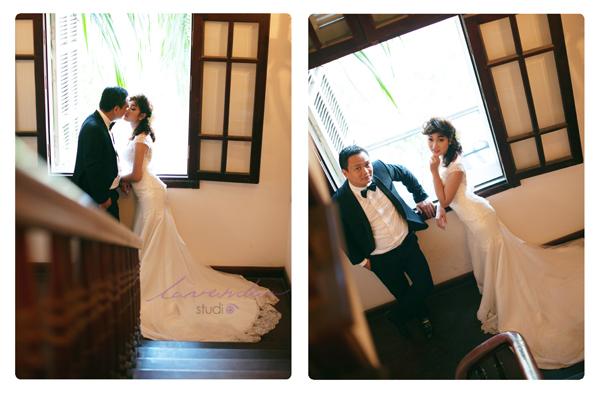 Studio chụp anh cưới đẹp ở Hà Nội với phong cách trang điểm tự nhiên
