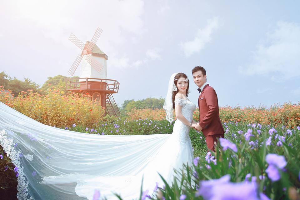 chụp ảnh cưới tại LIVIA Wedding Studio