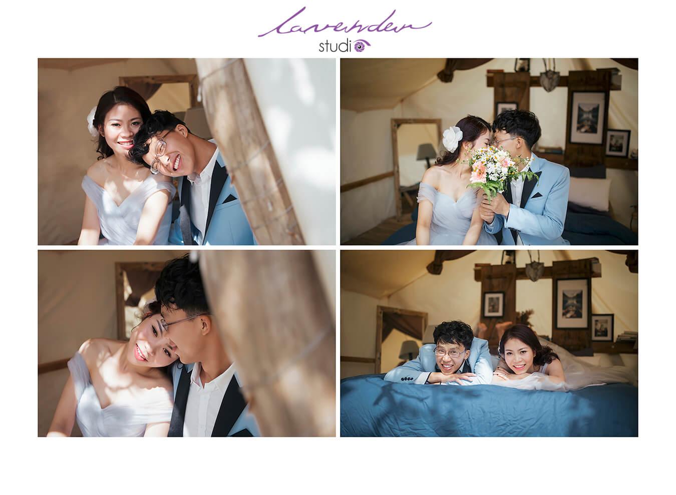 Studio chụp ảnh cưới đẹp và nhanh chóng tại Đà Lạt