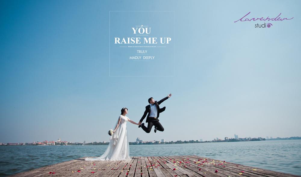 Lavender Studio chụp ảnh cưới đpẹ và nổi tiếng nhất Đà Nẵng