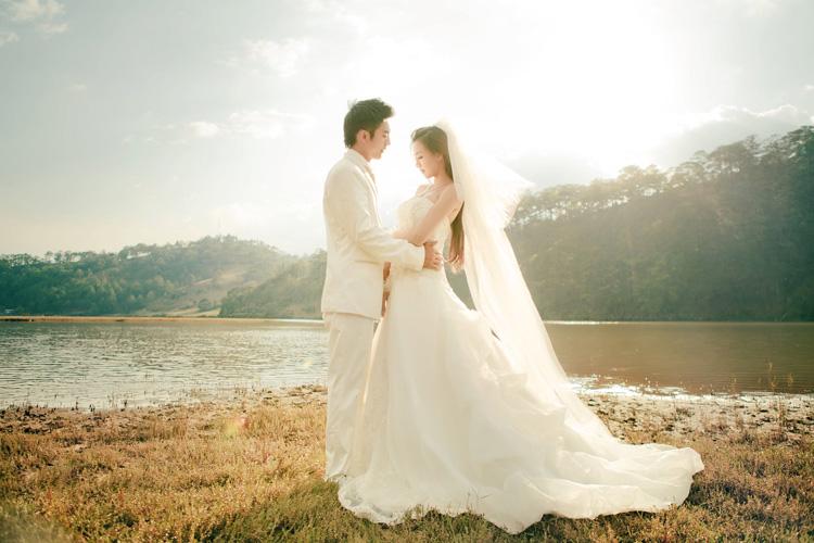 Phong cách chụp hình cưới đẹp ở Đà Lạt