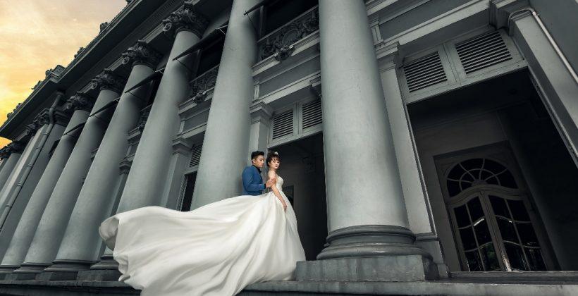 studio chụp hình cưới đẹp ở TPHCM