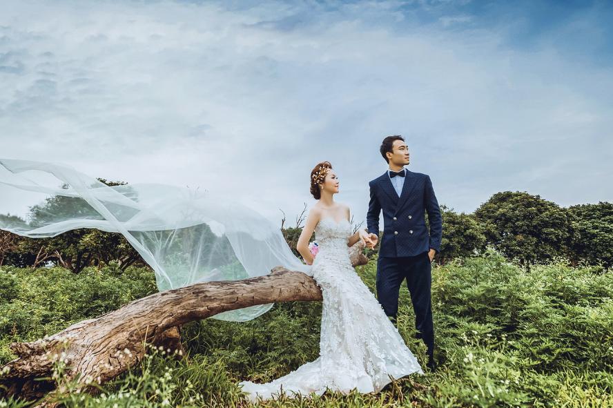 MV ngoại cảnh ảnh cưới Đà Lạt đẹp