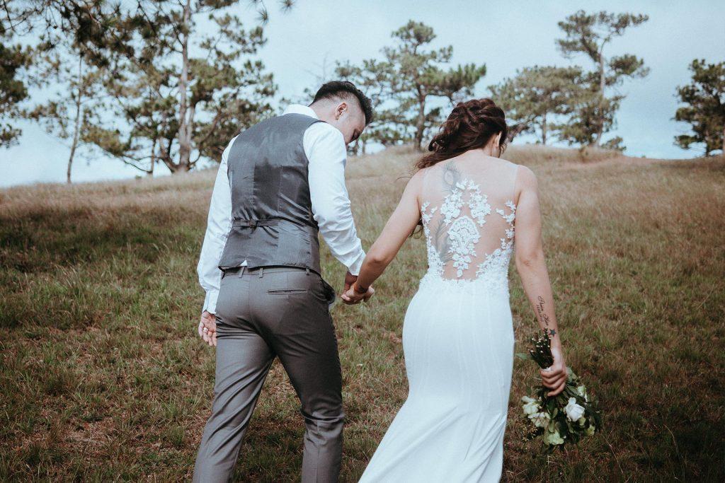 MV ngoại cảnh ảnh cưới Đà Lạt chất lượng
