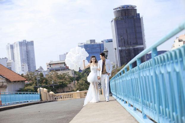 Bảng giá chụp ảnh cưới ngoại cảnh đẹp