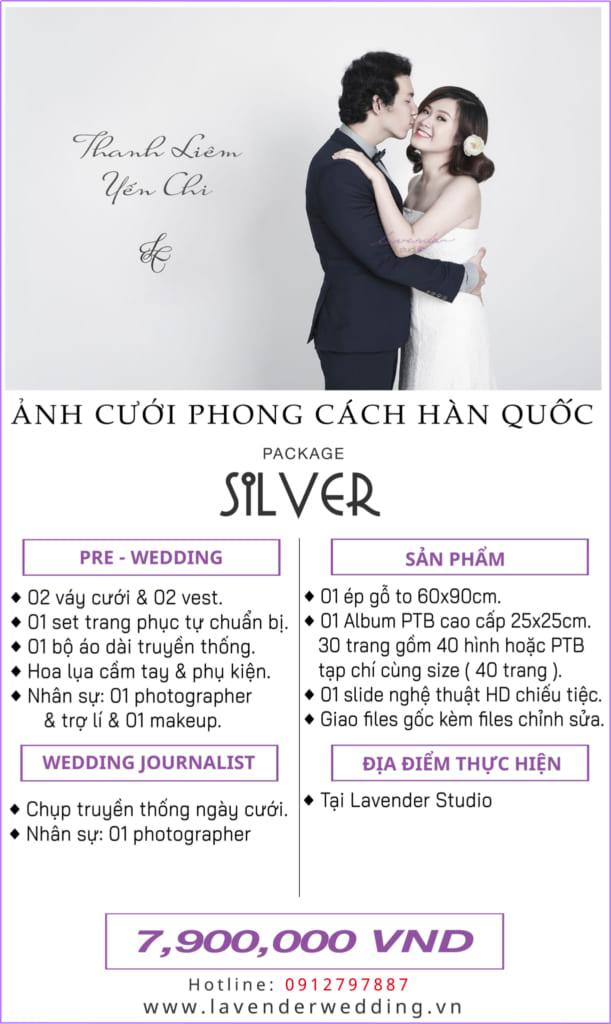 Giá chụp ảnh cưới ngoại cảnh