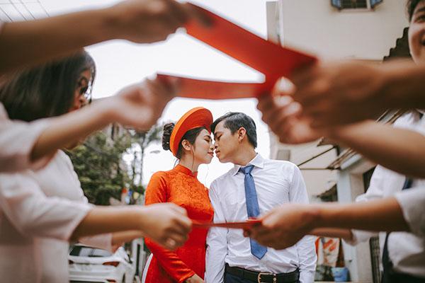 Tại sao bạn nên chụp ảnh phóng sự cưới đẹp trọn gói?