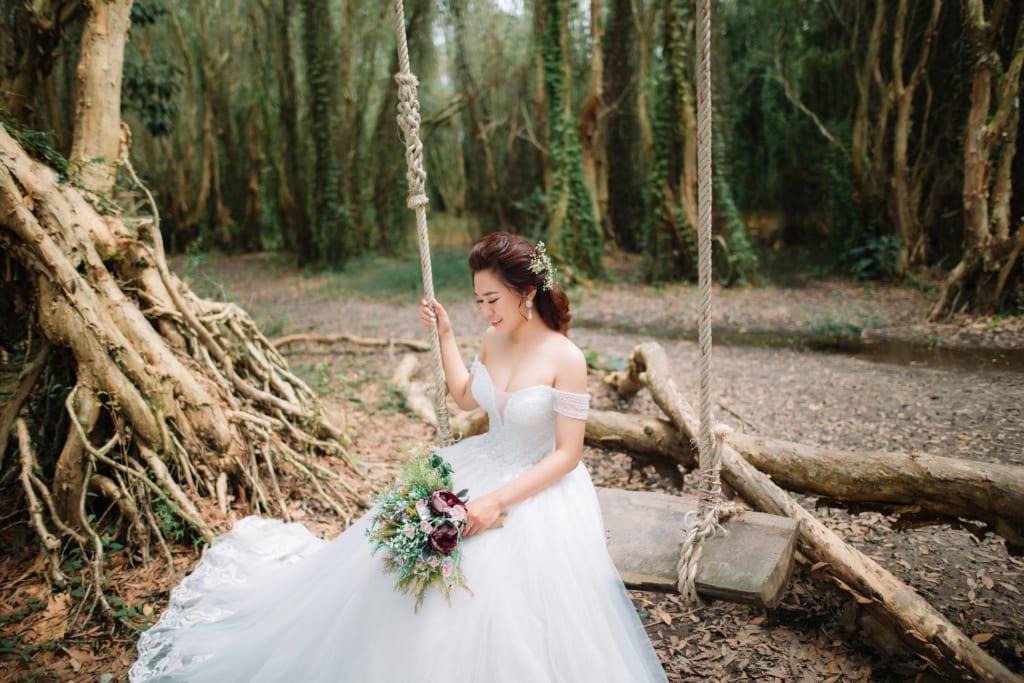 chụp hình cưới Đà Lạt giá rẻ tốt không?