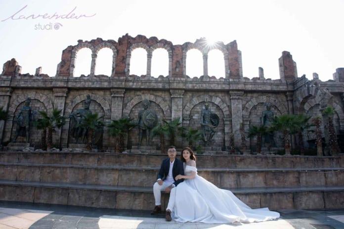 Chụp hình cưới Đà Lạt ở đâu uy tín