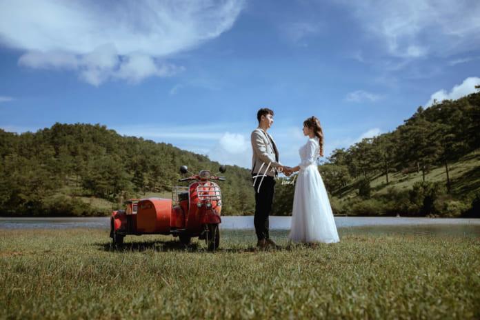 Kinh nghiệm chụp ảnh cưới Đà Lạt cho các cặp đôi hôm nay