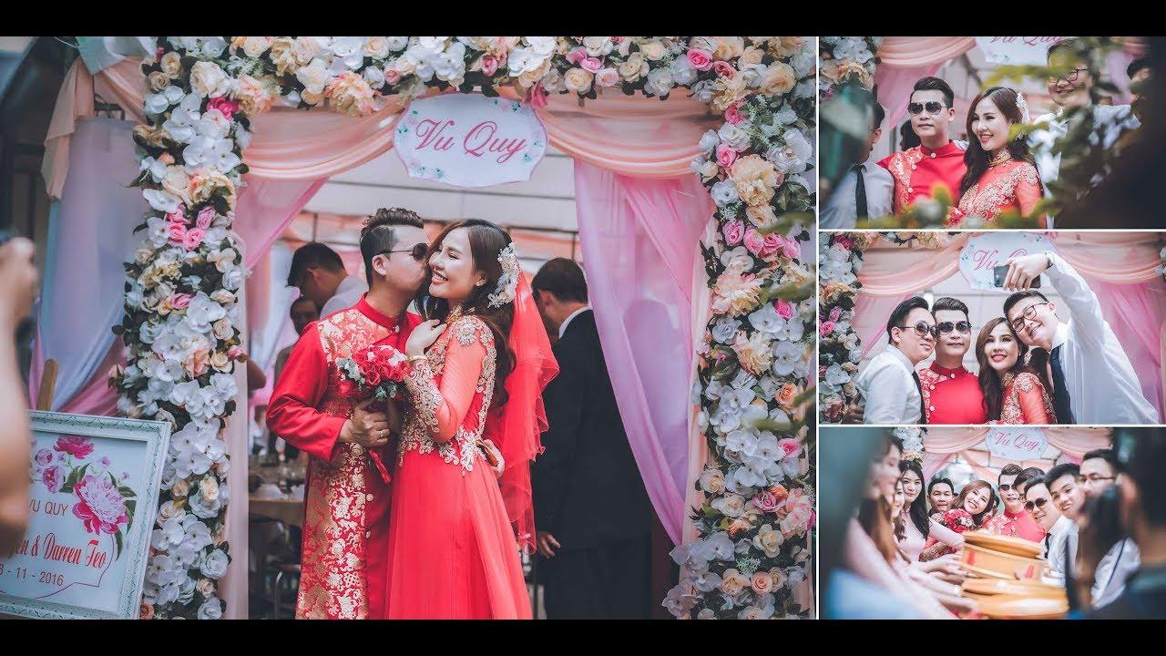 Kinh nghiệm chụp phóng sự cưới đẹp
