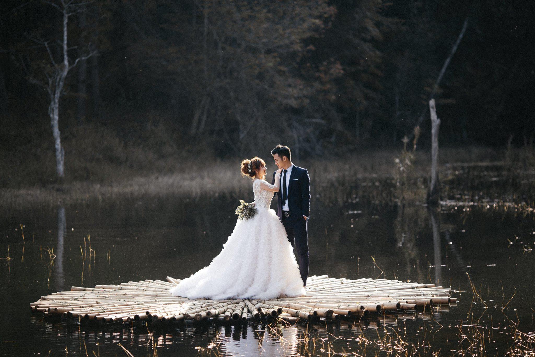 Review studio chụp ảnh cưới đẹp ở Đà Lạt cho bạn