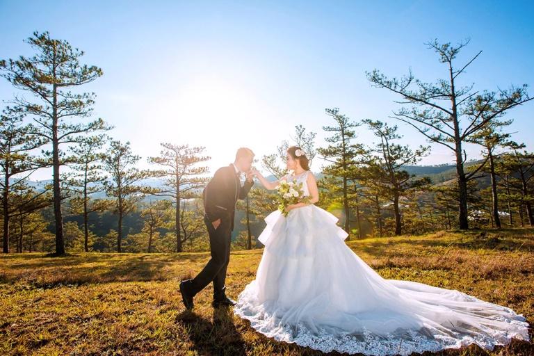 Studio chụp ảnh cưới đẹp ở Đà Lạt