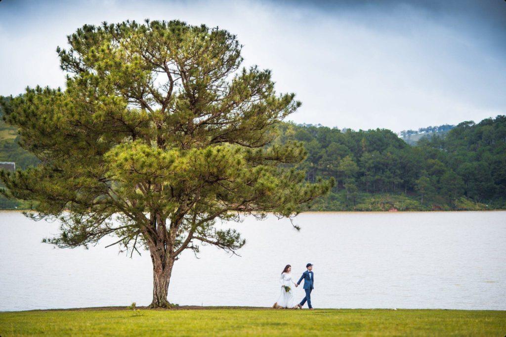 Tự xem xét studio chụp ảnh cưới đẹp ở Đà Lạt