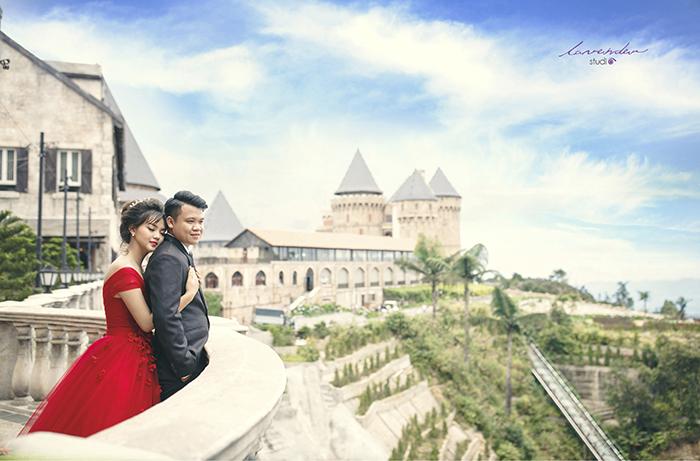 studio chụp hình cưới Đà Nẵng uy tín chất lượng
