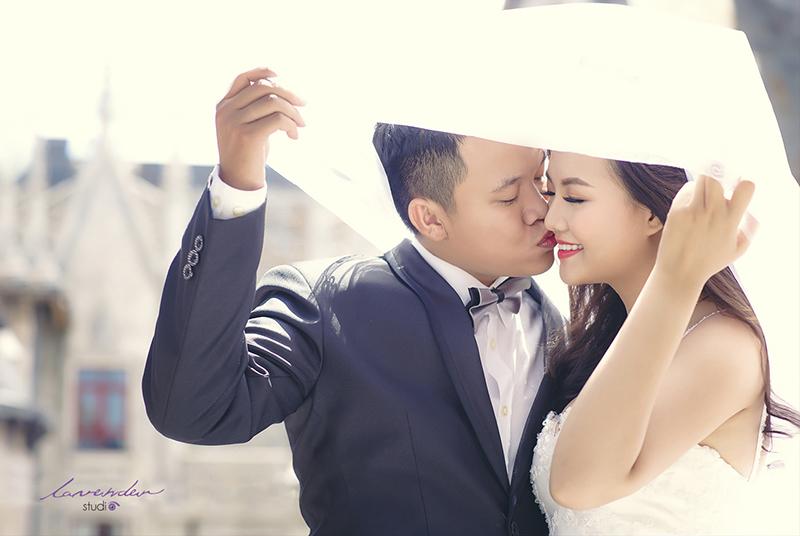Cách chọn studio chụp hình cưới Đà Nẵng