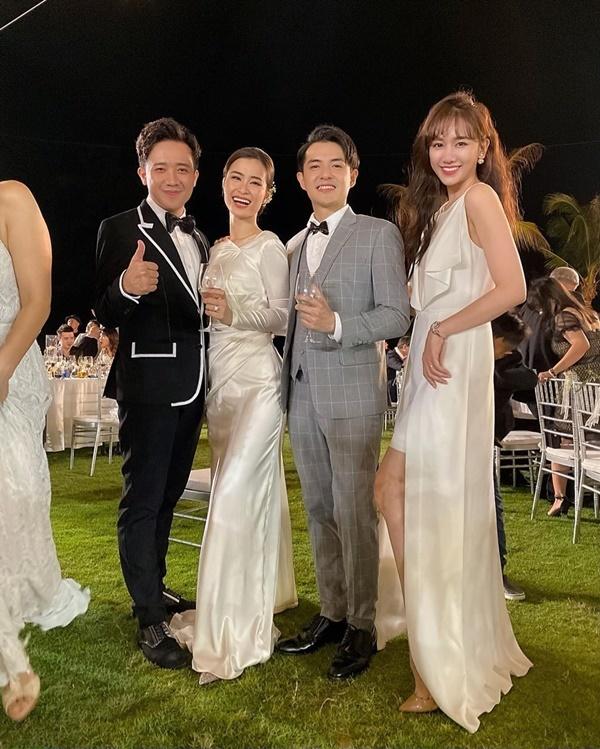 Tiền mừng đám cưới các sao
