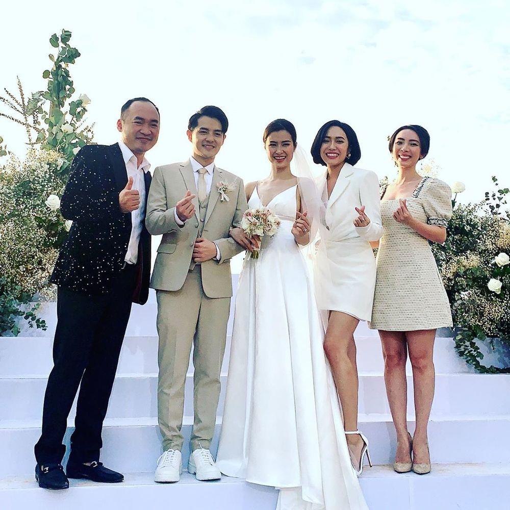 Tiền mừng đám cưới các nghệ sĩ