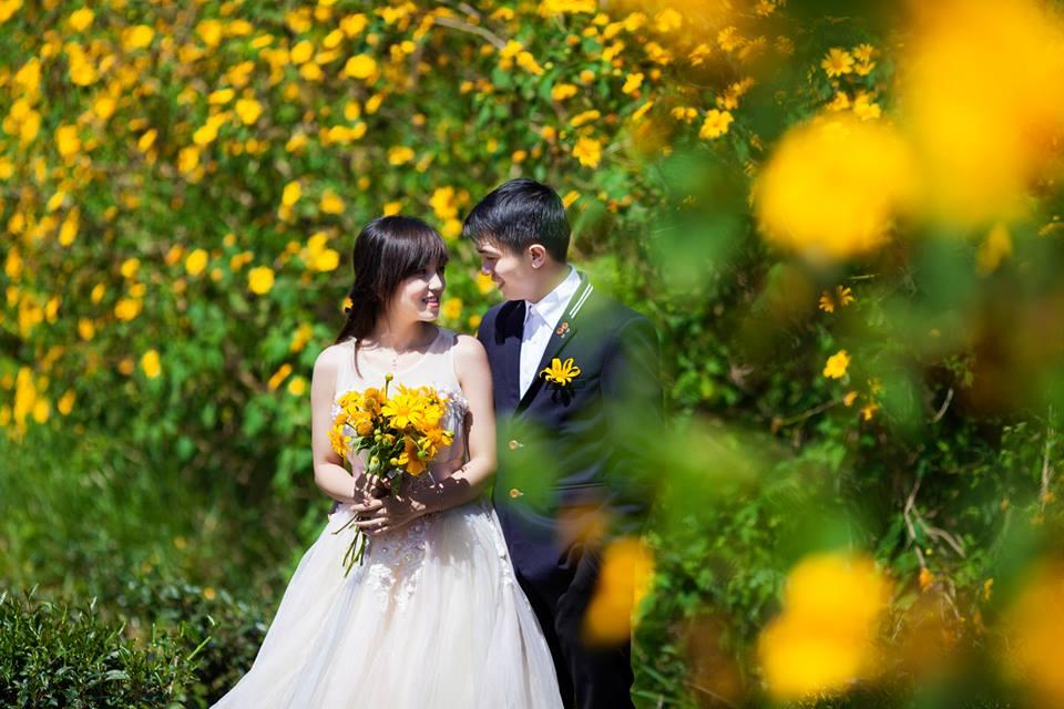 Chụp hình cưới Đà Lạt đẹp ở đâu