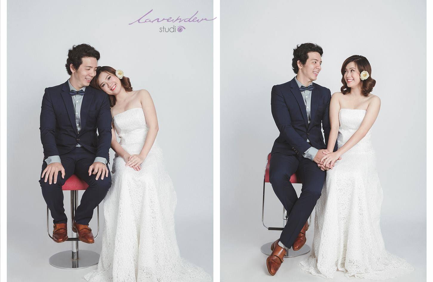 Chụp ảnh cưới Hàn Quốc lý tưởng