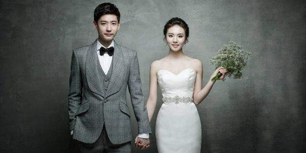chụp ảnh cưới Hàn Quốc