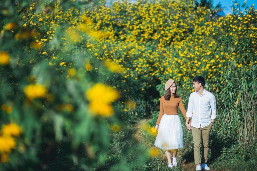 Chụp ảnh cưới Đà Lạt mùa nào đẹp nhất