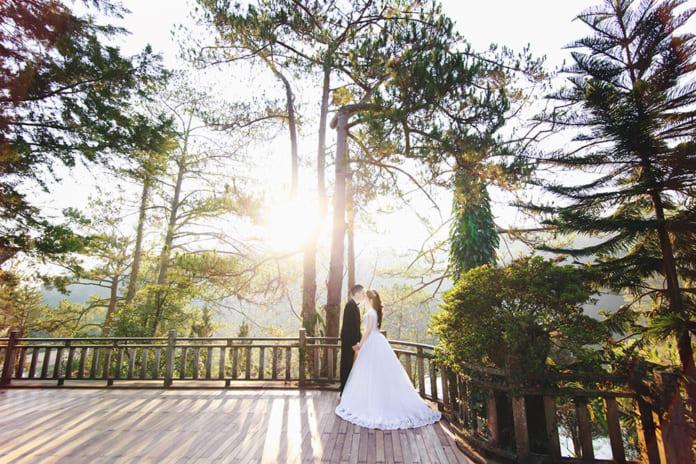 [Giải mã thắc mắc] - Chụp ảnh cưới đà lạt mùa nào đẹp?