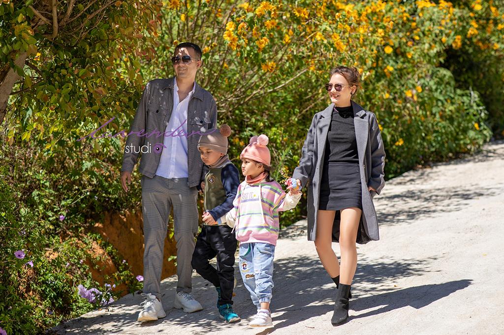 chụp hình gia đình ở Đà Lạt giá rẻ