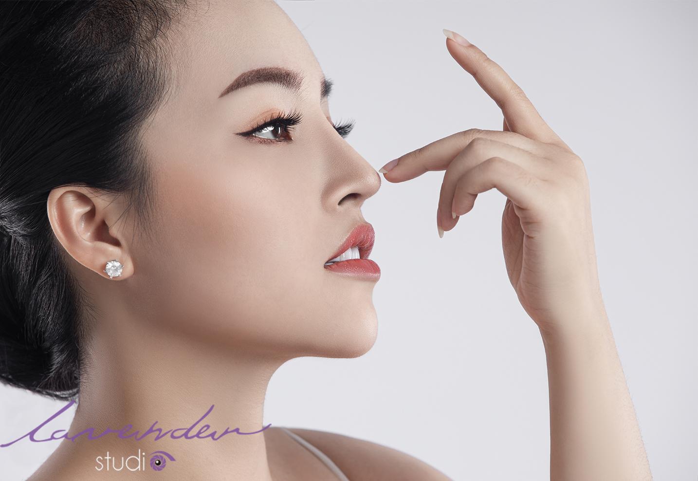 chụp ảnh profile cá nhân Hà Nội