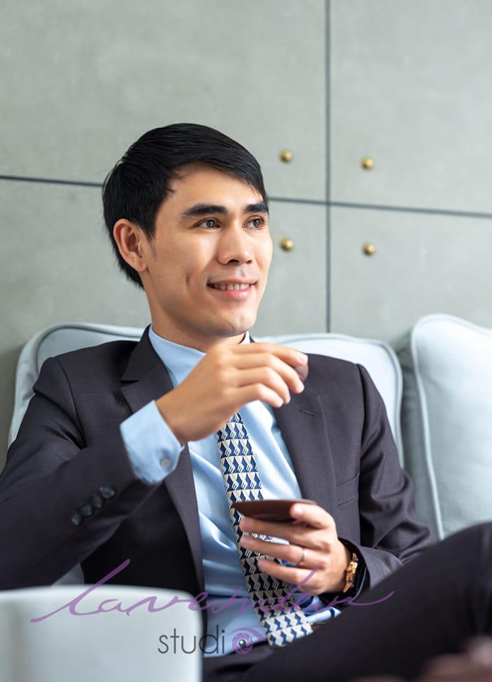 chụp hình doanh nhân ở Hà Nội