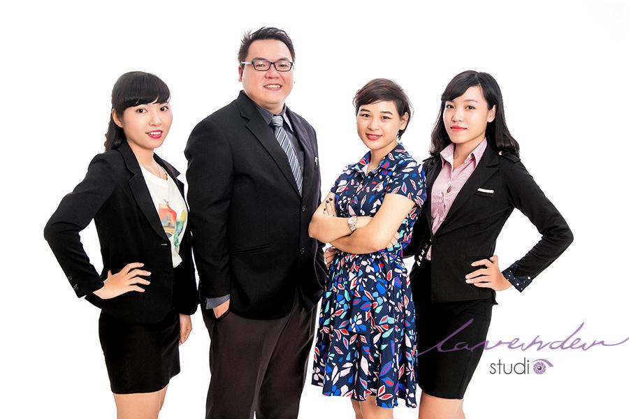 dịch vụ chụp tập thể doanh nghiệp chuyên nghiệp