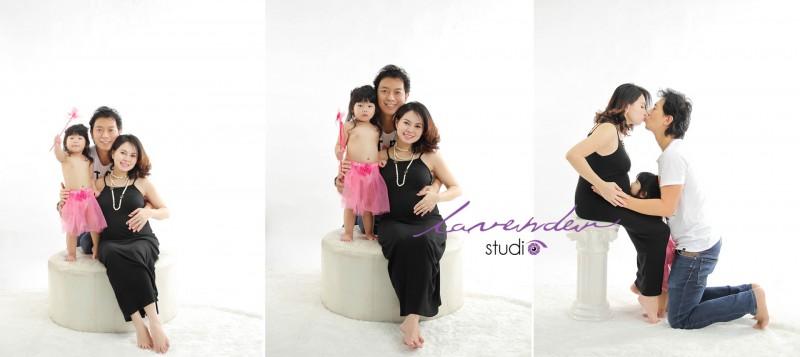 chụp hình bầu lavender
